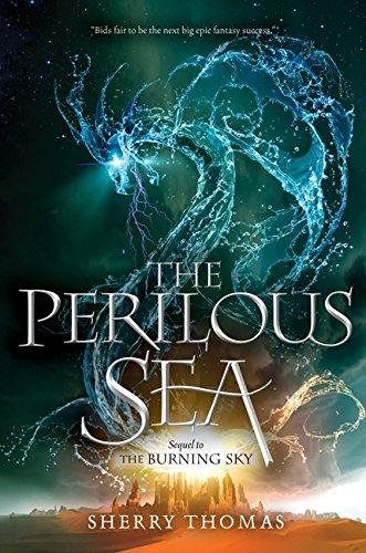 Image of The Perilous Sea (Elemental Trilogy)