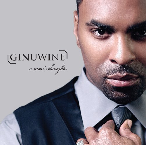 A Man's Thoughts by Ginuwine album cover