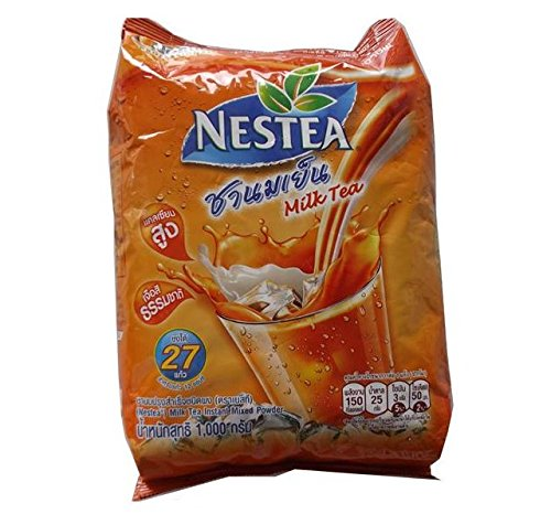 Nestle Instant Thai Milk Tea Mixed Powder High Calcium (1,000 G)