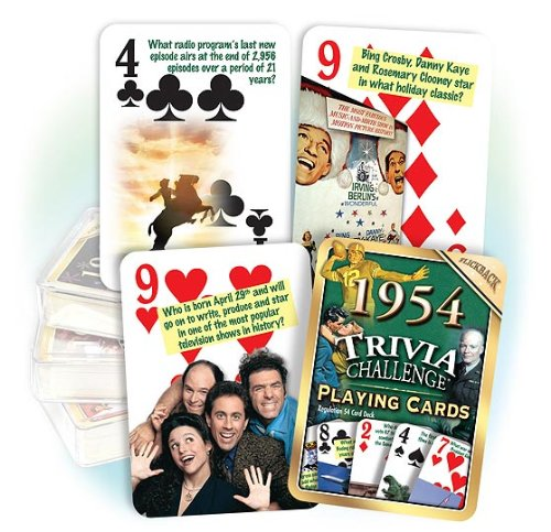1954-Trivia-Playing-Cards-Anniversary-Gift-or-Birthday-Gift