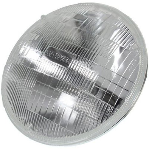 Wagner Lighting H6024 BriteLite Sealed Beam - Box of 1 (1971 C10 Chevy Parts compare prices)