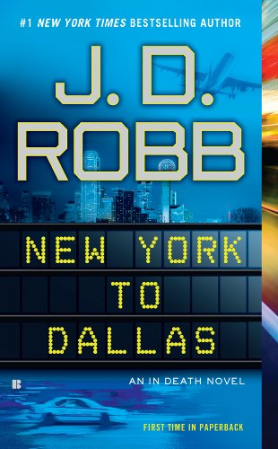New York to Dallas by J.D. Ro