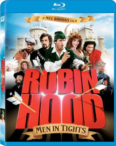 Cover art for  Robin Hood: Men in Tights [Blu-ray]