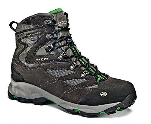 Trezeta Hiking - Stivali da uomo da escursionismo, grigio (antracite), misura 42,5