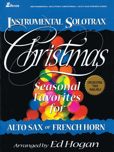 Instrumental Solotrax Christmas- Alto Sax and French Horn
