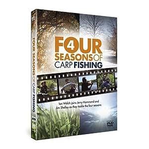 Four Seasons Of Carp Fishing [2 DVD]