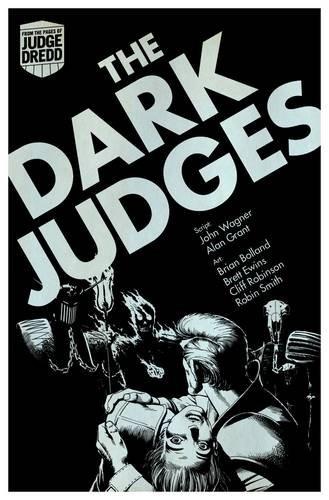 Judge Dredd Digest Dark Judges