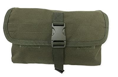 Gas Mask Model: Tacprogear Gas Mask Pouch, Olive Drab Green from Tacprogear :: Gas Mask Bag :: Army Gas Masks :: Best Gas Mask