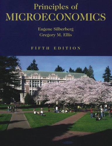 principles of microeconomics essay Principles of microeconomics the book being used for this course is (title: survey of economics: principles, applications, and tools), edition: 4, author.