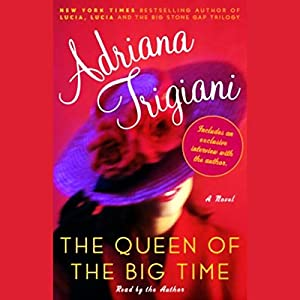 The Queen of the Big Time Audiobook