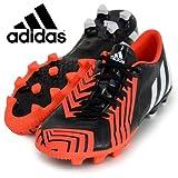 アディダス(adidas) 日本人仕様モデル サッカースパイク 26.0cm プレデターアブソリオン ISジャパン ハードグラウンド用 HG S81285 コアブラック/コアホワイト/ソーラーレッド  国内正規品