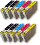 10 Bubprint� Druckerpatronen kompatib...