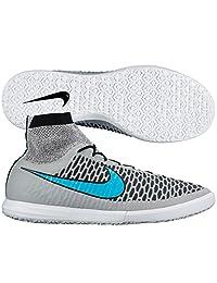 Nike Mens Magista Proximo Indoor Soccer Shoes 11 US, Orange/Dark Grey