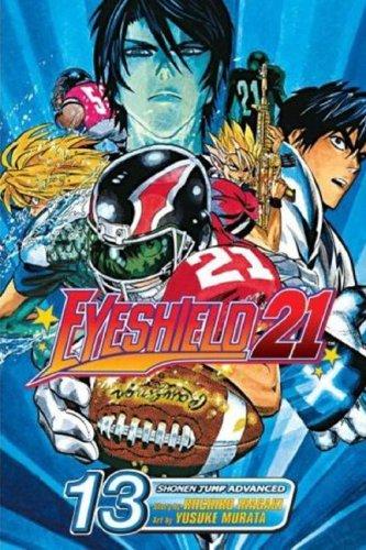 アイシールド21 コミック13巻 (英語版)