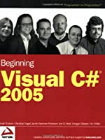 Beginning Visual C# 2005, 2nd Edition Front Cover