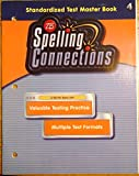 img - for Standardized Test Master Book (Spelling Connections, 4) book / textbook / text book