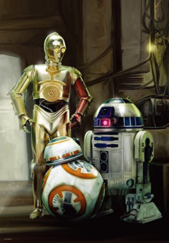 108ピース ジグソーパズル スター・ウォーズ~フォースの覚醒~ R2-D2、C-3PO&BB-8(18.2x25.7cm)