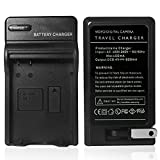 LP Battery charger for Nikon EN-EL14,Compatible with Nikon D3200, D3100, D5200, D5100, D5300, Df, D3300 DSLR, Coolpix P7800, P7700, P7000, and P7100 Cameras