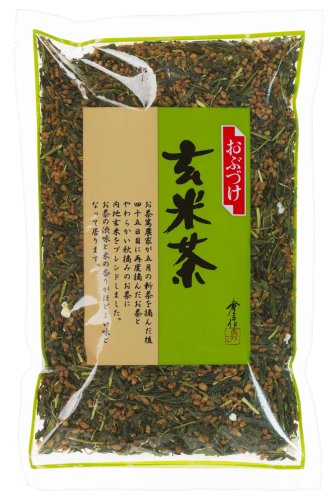 Kyou No Obuduke Genmaicha Loose Leave Green Tea (Japanese Import) [T169]