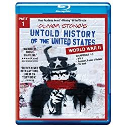 Untold History of the United States Part 1: World War II [Blu-ray]