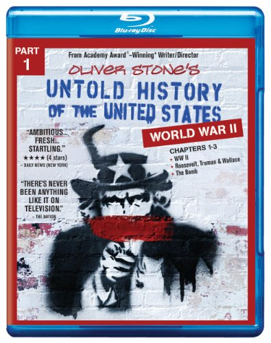 Untold History of United States Part 1: World II [Blu-ray]