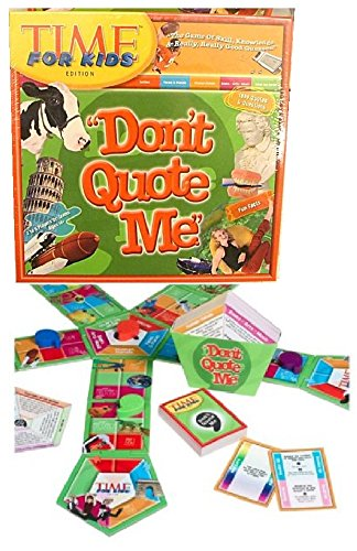 Don't Quote Me, Time Edition for Kids (2005)