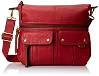 Fossil Morgan Top Zip Cross Body by Fossil