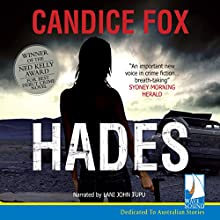 Hades Audiobook by Candice Fox Narrated by Lani John Tupu