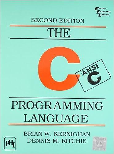 The C Programming Language : Ansi C Version 2 Edition price comparison at Flipkart, Amazon, Crossword, Uread, Bookadda, Landmark, Homeshop18