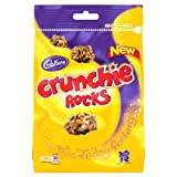 Cadbury Crunchie Rocks X 10 bags