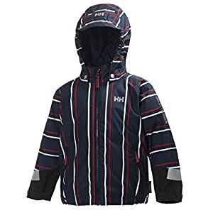 Amazon.com : Helly Hansen Girl's K Cover Insulated Jacket