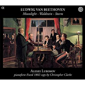 Beethoven: Moonlight, Waldstein & Storm