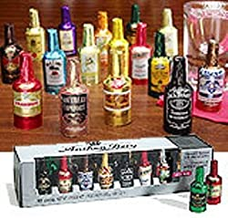 Anthon Berg Chocolate Liqueur Bottles Gift Box (16 Pcs - 8.81 Oz)