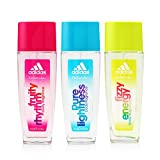 Adidas Fragrance Women's Omni 3 Piece Set