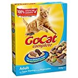 Go-Cat Complete Adult with Tuna, Herring and Added Vegetables 950g (Pack of 5 x 950g)