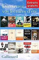 Extraits gratuits - Lectures d'�t� Gallimard 2014