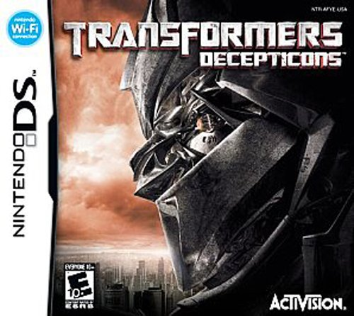 Transformers Decepticons for Nintendo DS - 1