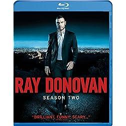 Ray Donovan: Season 2 [Blu-ray]