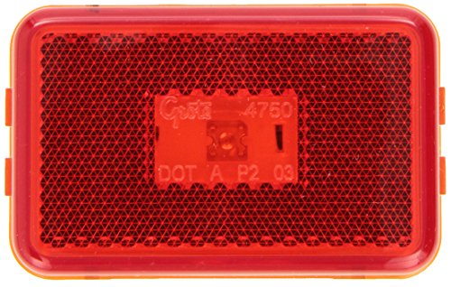 Grote 47502 Supernova Red Clearance And Marker Led Lamp