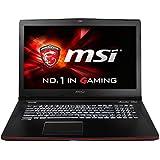 "MSI GE72 Apache i7-4720HQ NVIDIA Geforce GTX 960M 2GB 17.3"" Full HD Gaming Laptop Computer"