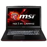 MSI GE72 Apache i7-4720HQ NVIDIA Geforce GTX 960M 2GB 17.3
