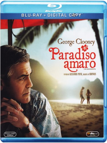 Paradiso amaro [Blu-ray] [IT Import]