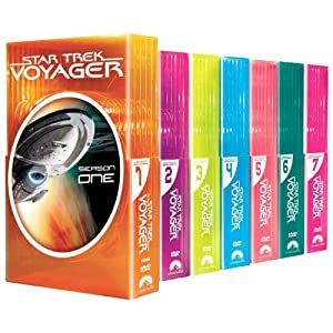 Star Trek Voyager: The Complete Series from Paramount