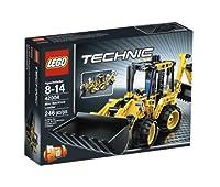 LEGO Technic 42004 Mini Backhoe Loader from LEGO Technic
