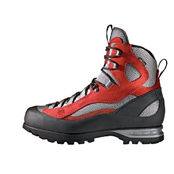 Hanwag Chaussures d'escalade pour homme Ferrata GTX rubis (Taille cadre: 48)