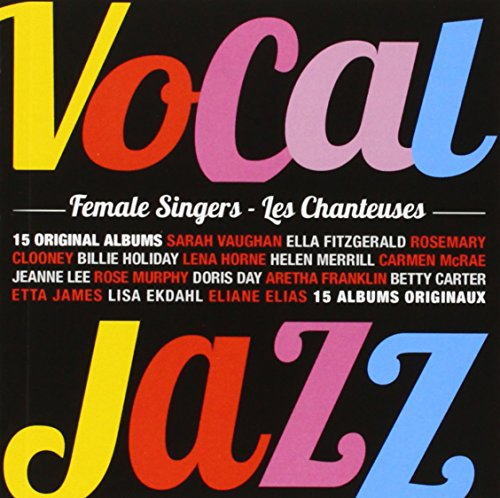 VA-Perfect Vocal Jazz Collection Female Singers-16CD-2013-wAx Download
