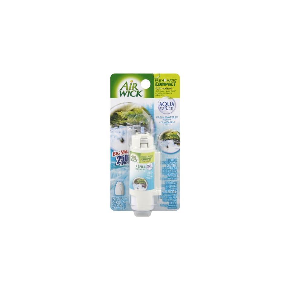 Air Wick Freshmatic Compact Refill : Air wick freshmatic mini refill aqua essences fresh