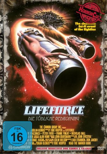 Lifeforce - Die tödliche Bedrohung (Horror Cult Uncut)