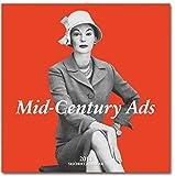 Mid-Century Ads: Advertising from the Mad Men Era - 2014: Wandkalender (Taschen Wall Calendars)