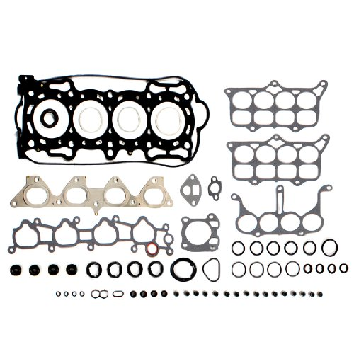 CNS EH609E1 MLS Cylinder Head Gasket Set for Honda Accord Prelude 2.2L SOHC F22A Non-VTEC Engine F22A1 F22A4 F22A6 (93 Prelude Vtec compare prices)